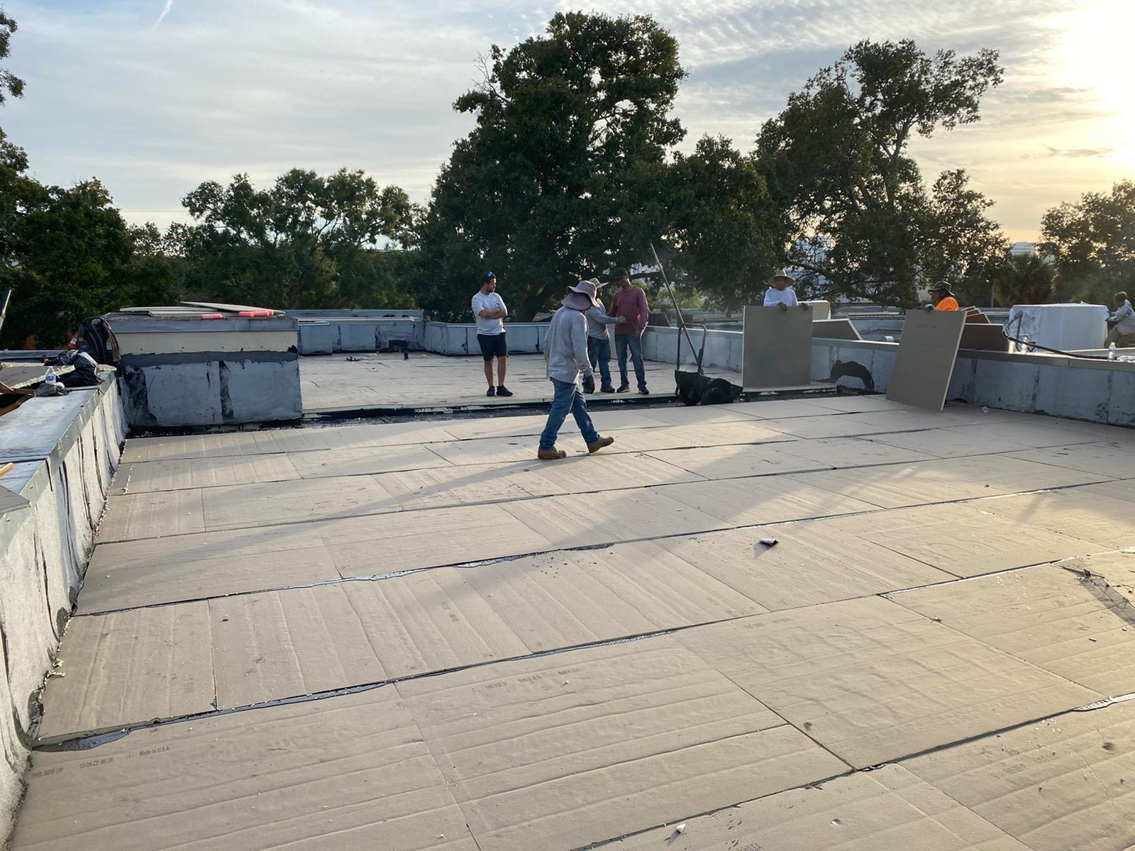 Flat Roof   Sealed Tight Roofing Services South Florida, Miami-Dade, Broward, West Palm Beach, Monroe