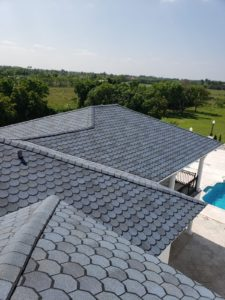Sealed Tight Roofing - Blue Quality Shingle Roof