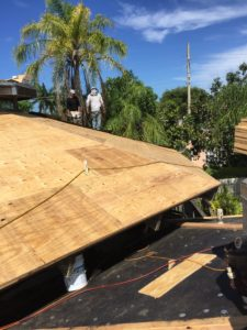 Reroofing Services in Miami-Dade, Broward, West Palm Beach, Monroe Counties