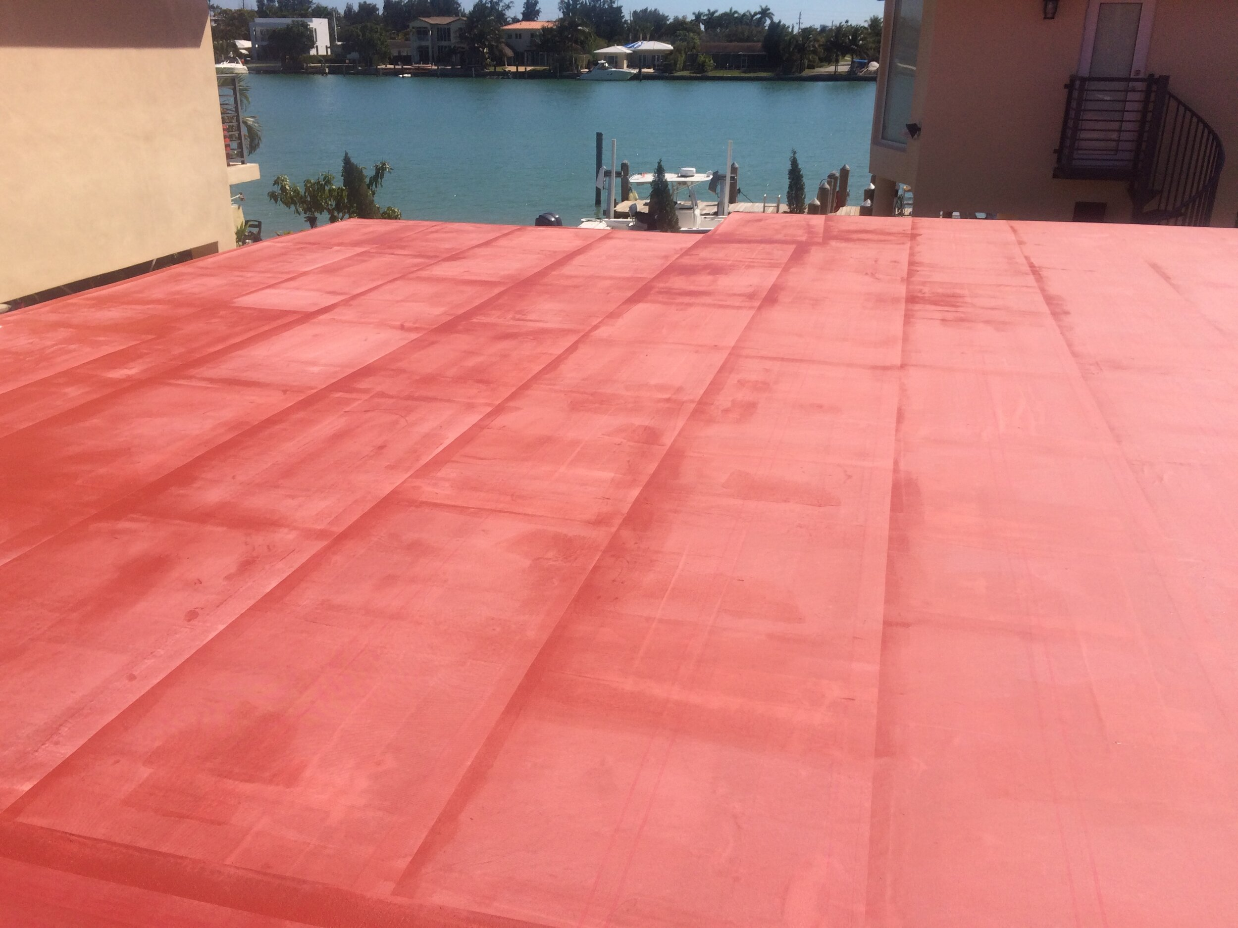 Waterproofing Roof - Seal Tight Roofing - Miami, Florida