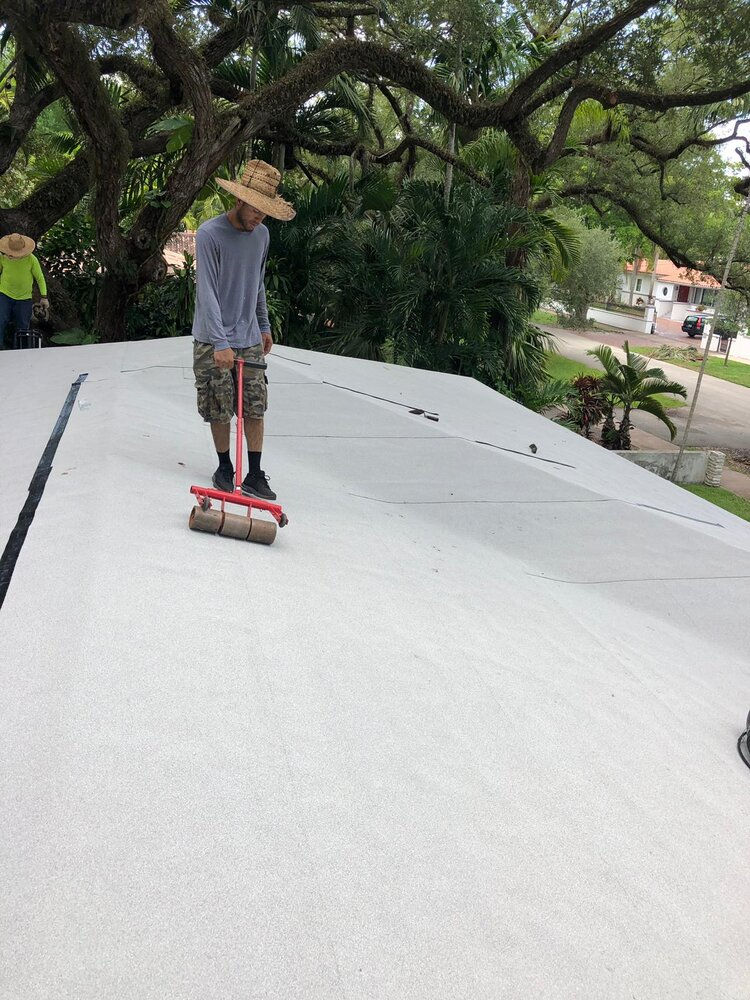 Underlaying - Seal Tight Roofing - South Florida