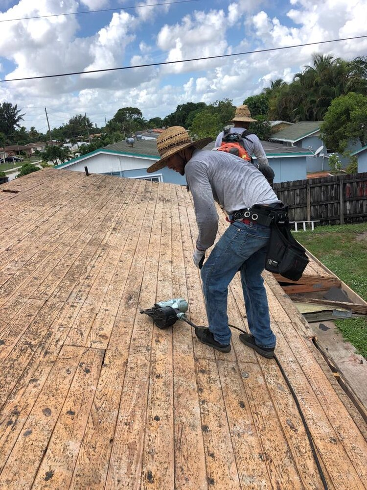 Roof Repair roofing services